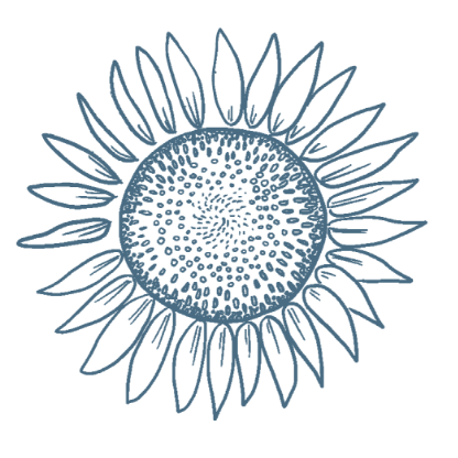 Sunflower-Icon-blue