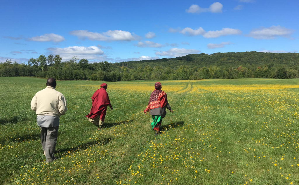 Support the Little Jubba Central Maine Agrarian Commons